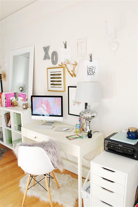 Apartment Desk Ideas Elizabeth Apartment Tour Office Space Office Space More Office Spaces