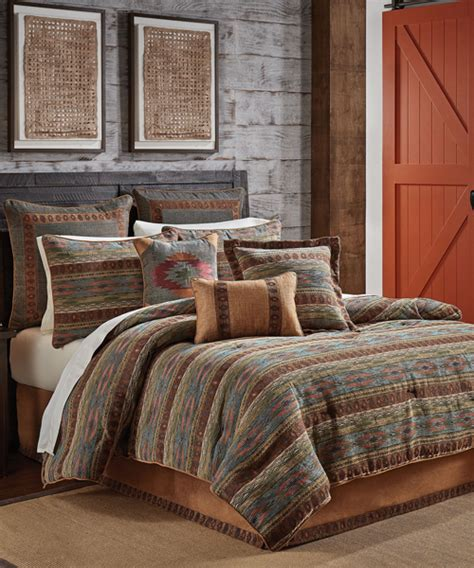 southwestern bedding southwest bedding deluxe stede southwest bedding ensemble set wd23620 the stede