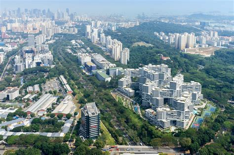 the amazing interlace housing complex in singapore the interlace apartment complex is building of the year