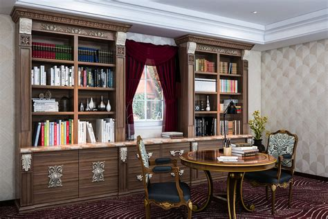 20 home library design ideas for 2017