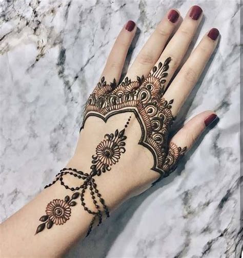 arabic mehndi design 2018