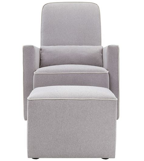 olive swivel glider and ottoman by davinci davinci olive swivel glider with ottoman grey