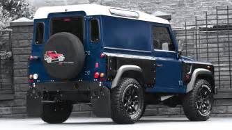 Wheels Truck Co Kahn Expedition Vehicles Presents The Land Rover Defender