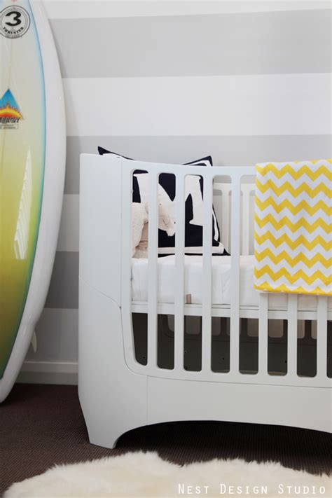 nest design studio instagram marley s beach inspired nursery project nursery