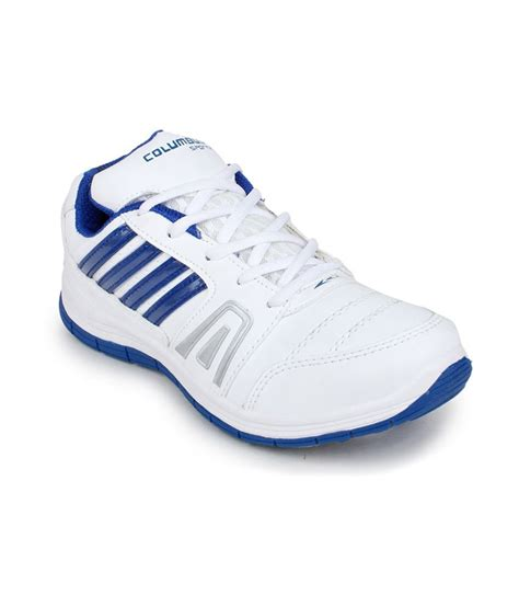dress with sport shoes buy columbus white blue running wear sport shoes for