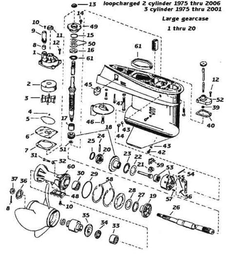 mercury 25 hp outboard wiring diagram html