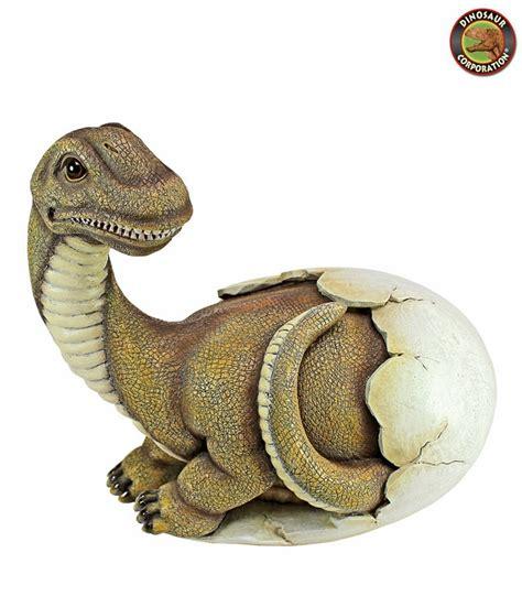 Decoration Wall Stickers large baby brachiosaurus dino egg statue dinosaur gift