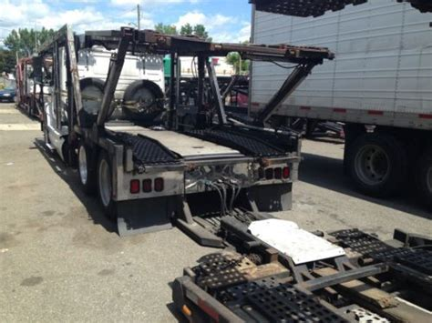 find  volvo  car carrier car hauler truck  westfield massachusetts united states