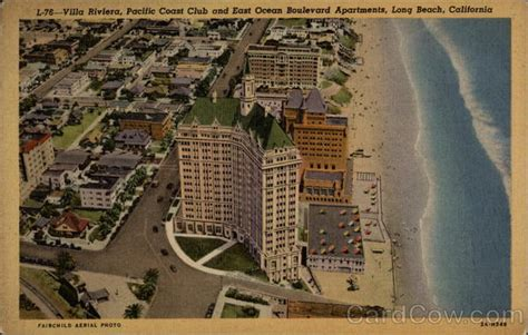 Pch Club Long Beach - villa riviera pacific coast club and east ocean boulevard apartments long beach ca