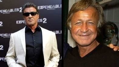 sylvester stallone sues contractor and blames lisa sylvester stallone selling baked goods is the best thing