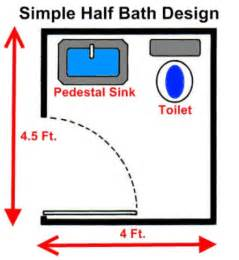 half bathroom floor plans bathroom plans small guest bathroom plan