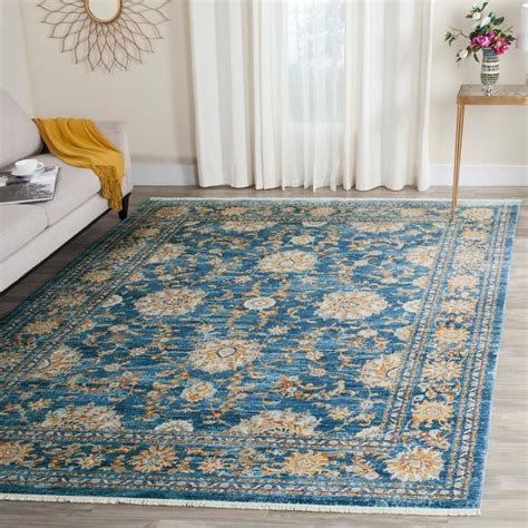 safavieh vintage turquoise multi 5 safavieh vintage turquoise multi 5 ft x 7 ft 6 in area rug vtp469k 5 the home depot