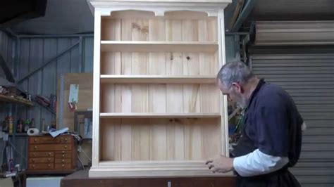woodworking masterclass steve hay 4 x3 bookcase conclusion pt 6 of 6