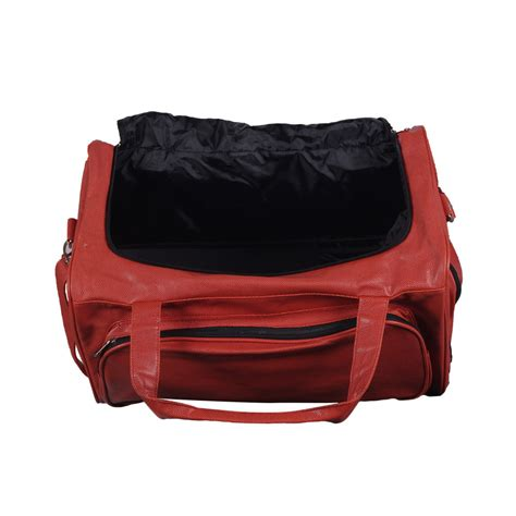 basketball backpack with shoe compartment sport size duffel bag actual basketball leather