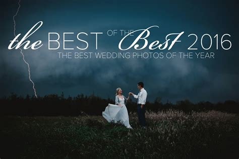 2016 Wedding Pictures by Best Of Wedding 2016 Junebug Weddings