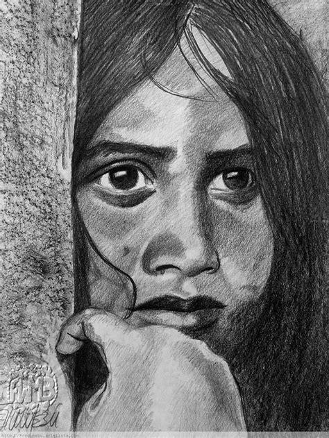 imagenes de niña triste ni 241 a triste fredy wilson melo bustos artelista com en