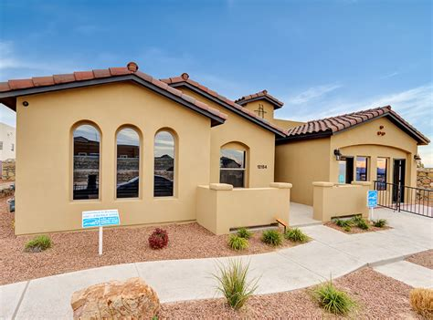 new homes custom floor plans in el paso palo