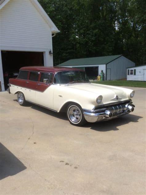 1957 Pontiac Wagon For Sale 1957 Pontiac Safari Wagon For Sale Photos