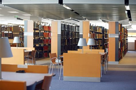 modern library photograph