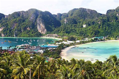 best places to stay in phi phi where to stay in phi phi islands thailand best hotels