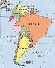 atlas map of south america atlas of plucked instruments south america