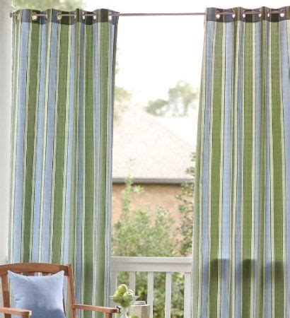 green outdoor curtains com 84 quot l olefin outdoor grommet top curtain panel