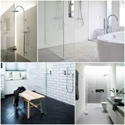 begehbare dusche inspiration f 252 r ihre begehbare dusche walk in style im bad