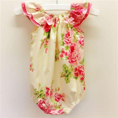 free pattern for girls flutter sleeve romper sewing barefoot roses romper flutter sleeves baby girl
