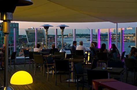 Deck 8 Die Bar Im Atlantic Hotel Kiel Restaurant