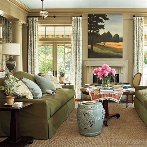 southern living family rooms living room southern living home pinterest