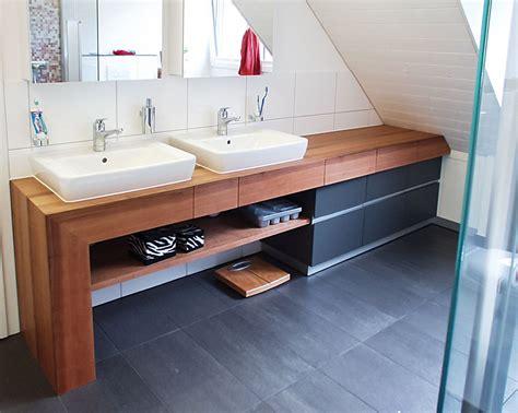 Waschtisch Stehend by Badezimmerm 246 Bel Aus Holz Jonny B M 246 Belwerkstatt