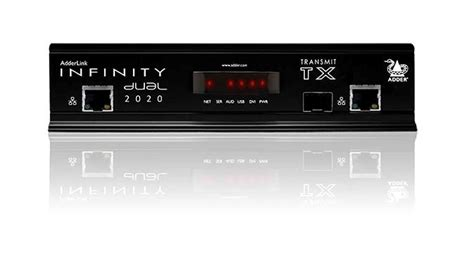 Adder Infinity 2020 by Adderlink Infinity Dual 2020