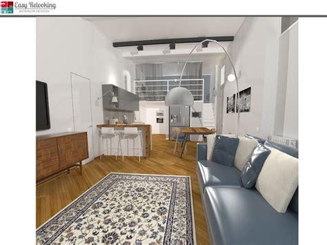 interni loft progettazione di interni di un loft nel cuore di