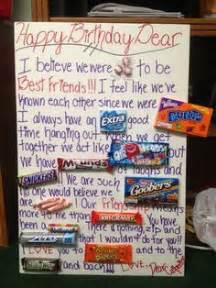 Home Design Story Friends letter ideas with candy for best friend google search gift ideas