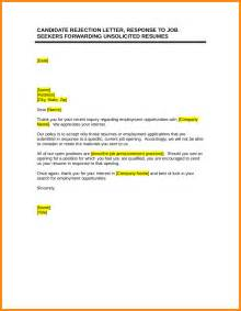 Rejection Letter For Audit It Analyst Resume Format Web Page Resume Exles Resume How To List Language Skills
