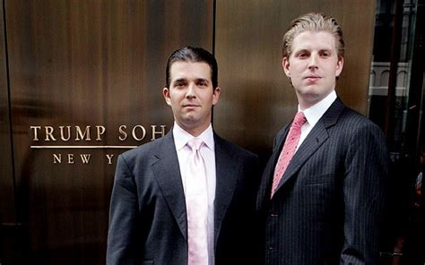 donald trump son donald trump s sons under fire over africa hunting trip