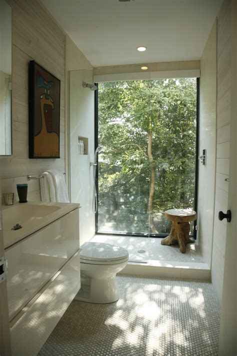 Window In Shower Ideas by Make Your Bathroom Bigger On The Inside Pivotech