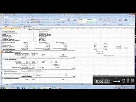 liquidacion en peru como realizar el calculo de remuneraciones legislaci 243 n