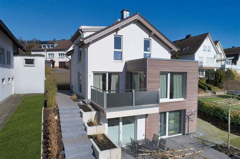 Wohn Ideen 4527 by Isowoodhaus Einfamilienhaus Mit Sonnenplateau Und