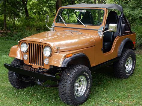 cj jeep lifted old man emu yj springs on a cj lift conversion jeepfan com