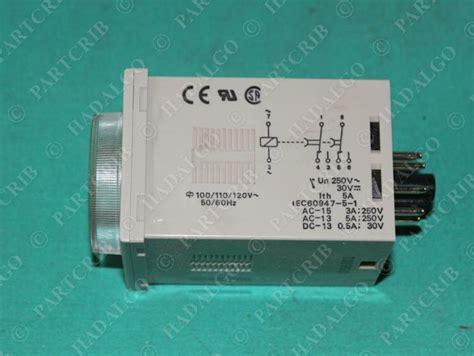 Timer H3y 4 C 10 Sec Dc 24v Omron Original omron h3y 4 timer 5sec relay 5s 24v 24 volt dc 24vdc 5 second partcrib