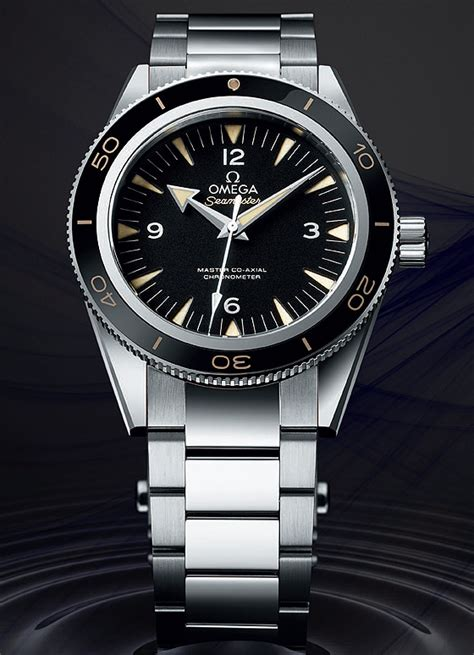 Omega Client Edition omega seamaster spectre limited edition