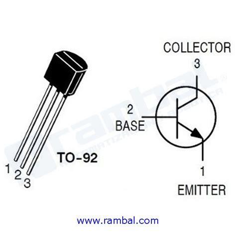 datasheet transistor npn 2n2222a transistor 2n2222a npn to 92