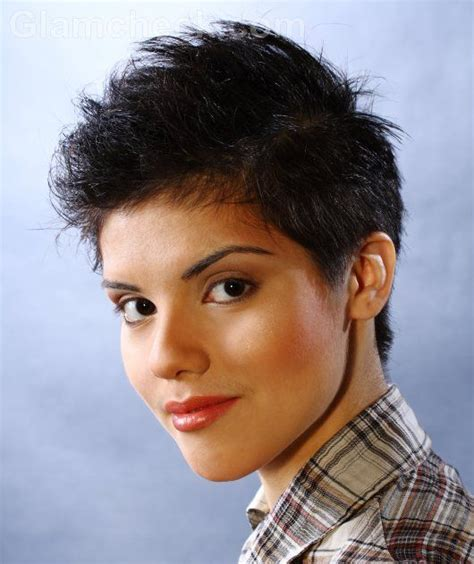 how to spike pixie cut spike pixie haircut pixie hairstyles pinterest