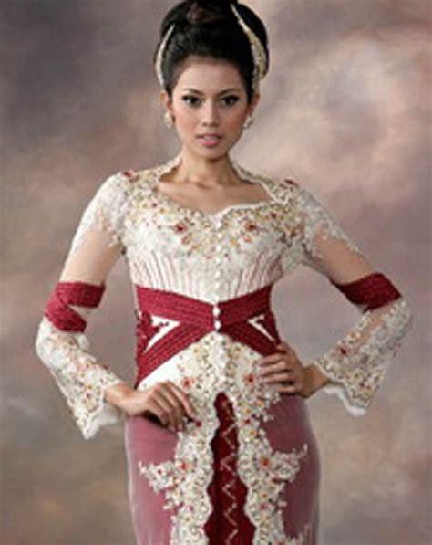 Kebaya Modern kebaya modern to traditional wedding dress