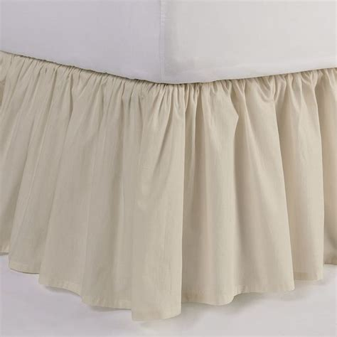 ruffle bed skirt best 25 ruffle bed skirts ideas on pinterest burlap