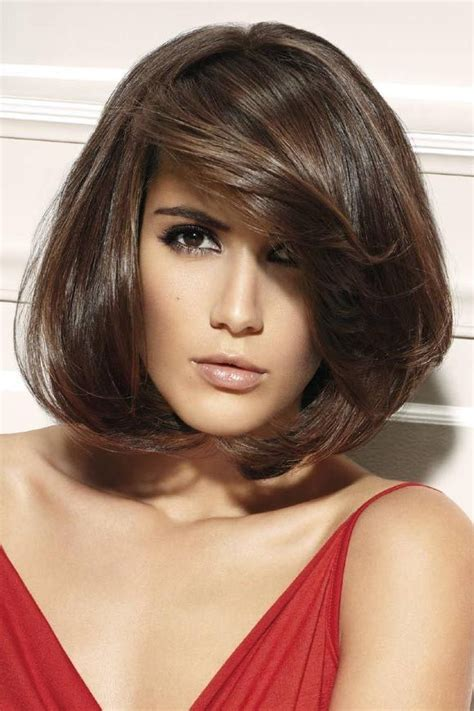 Best Hairstyles For Big Foreheads by 20 Best Ideas Of Haircuts For Big Foreheads