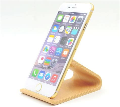 Mobile Phone Rack by Wood Mobile Phone Holders Stands Bamboo Simple Phone