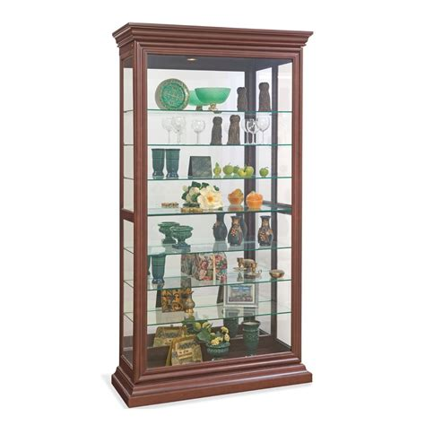 Philip Reinisch Curio Cabinets by Philip Reinisch Company 58282 Lighthouse Collection