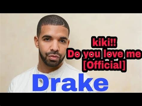 drake in my feelings / keke do you love me with lyrics
